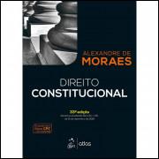 Direito Constitucional (2017) - Alexandre De Moraes