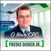 Curso Novo Cpc Em Video Aulas - Fredie Didier Completo